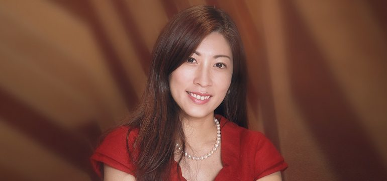 Portrait of lawyer Vicki Heng