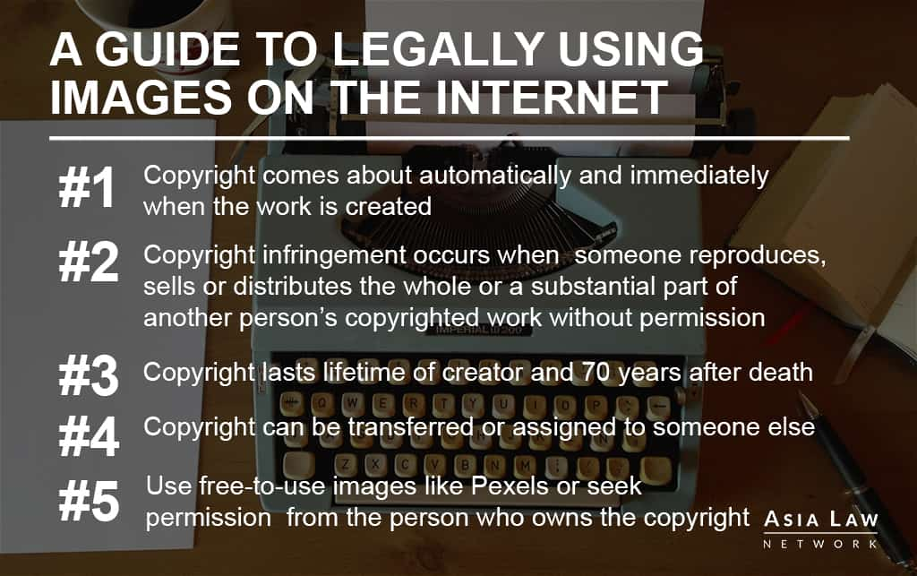 A Guide to Legally Using Images from The Internet - Asia ...